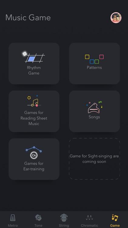 tuning app - tuner & metronome screenshot-3