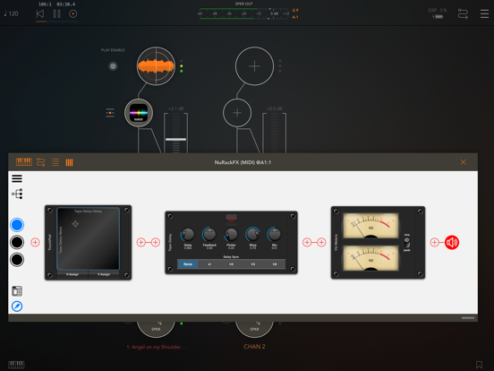 NuRack Auv3 FX Processor screenshot 11