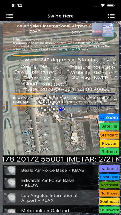 Instant Aviation Weather Pro screenshot 2