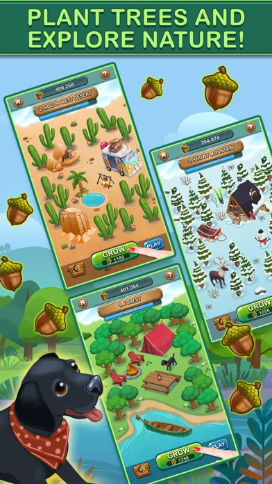 Word Forest: Word Games Puzzle screenshot 3