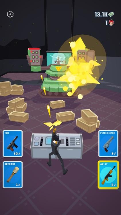 Agent Action - Spy Shooter screenshot-4