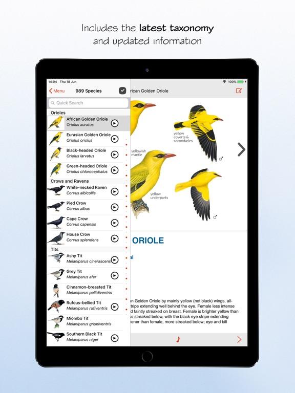 Sasol eBirds 5th Edition screenshot 12