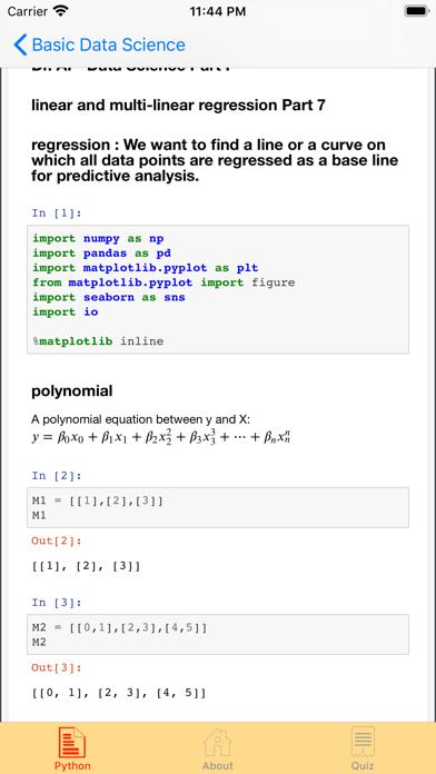 Data Science Part I screenshot 9