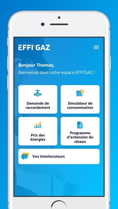 EFFI'GAZ screenshot 3