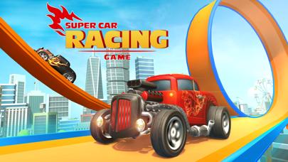 Super Car Racing Gameのおすすめ画像1