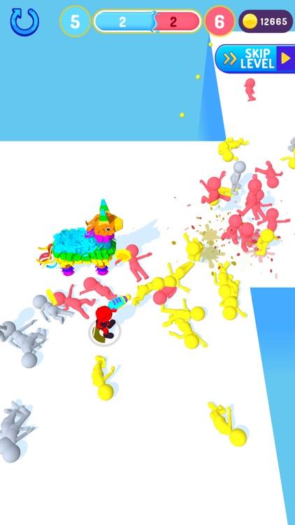Paint Brawl 3D screenshot-3