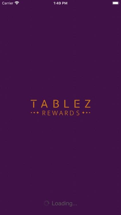 Tablez Rewards