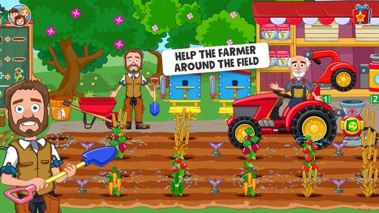 My Town : Farm screenshot-4