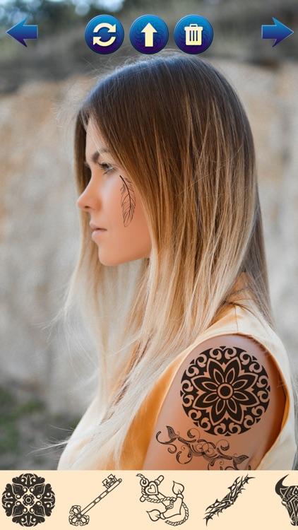 Tattoo Designs Photo Studio screenshot-3