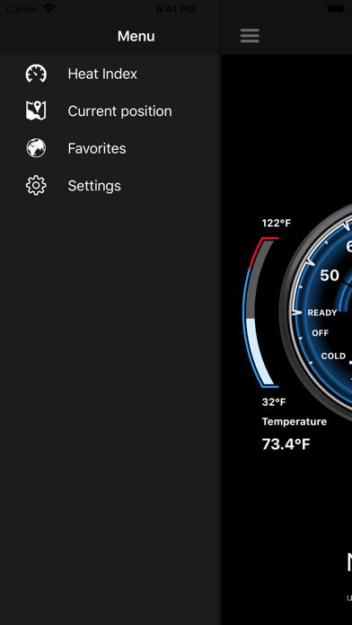 Heat Index - HI screenshot 6
