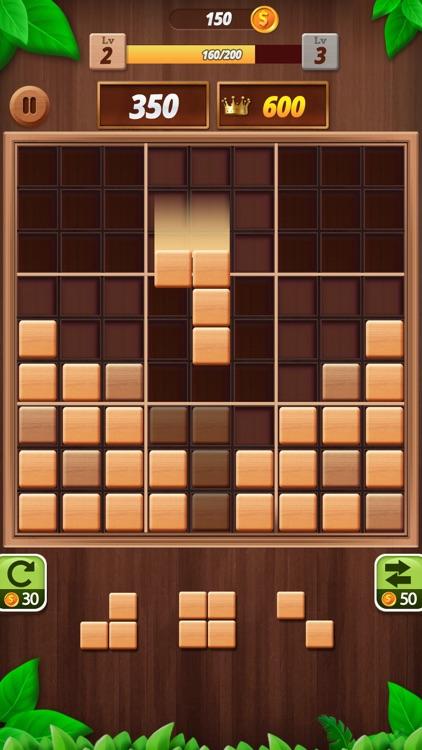 Block Puzzle - Wood Blast screenshot-0