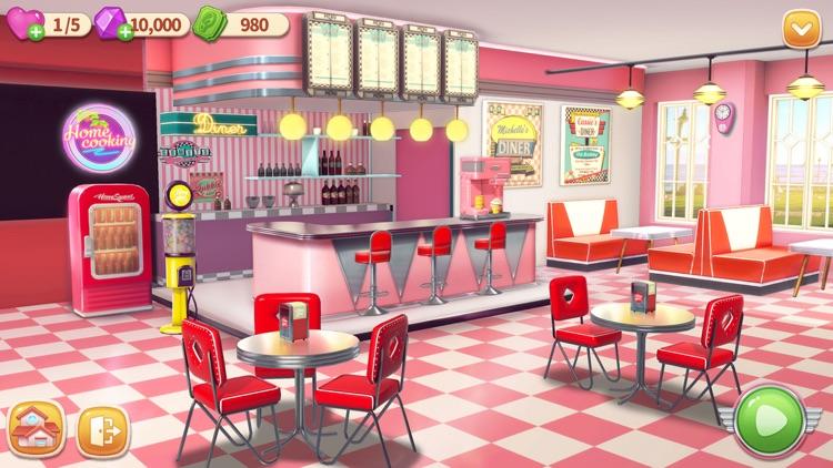 Cooking Home: Restaurant Games screenshot-7