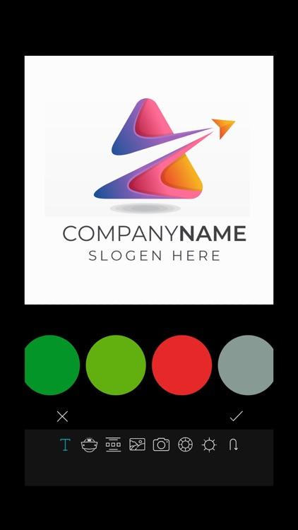 Logo Creator - Own Logo Design