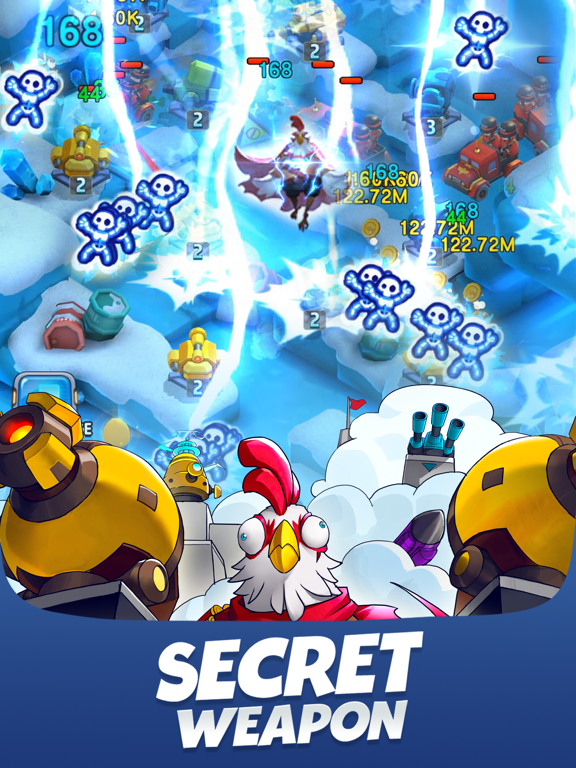 Rooster Defense screenshot 10