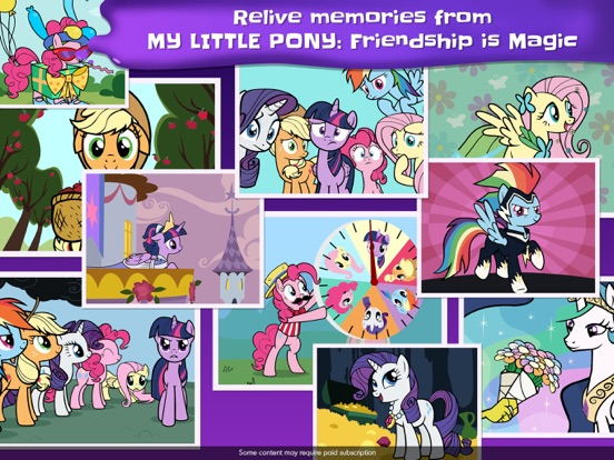My Little Pony Color By Magic screenshot 19