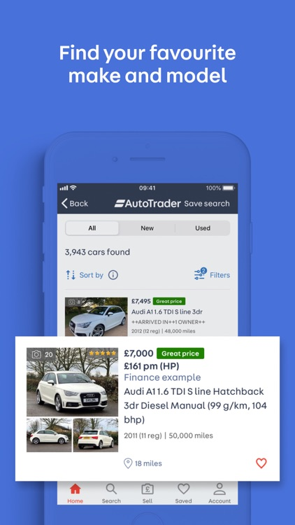 Auto Trader - Buy & Sell Cars