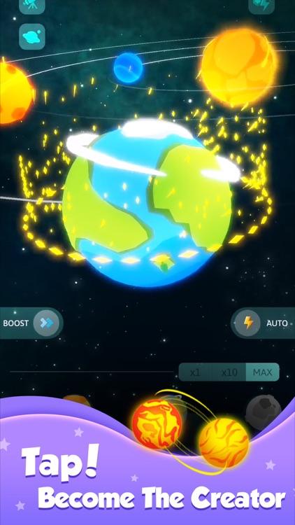 Tap Galaxy! screenshot-3
