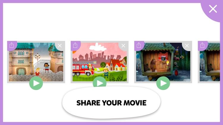 Movie Maker For Kids screenshot-4