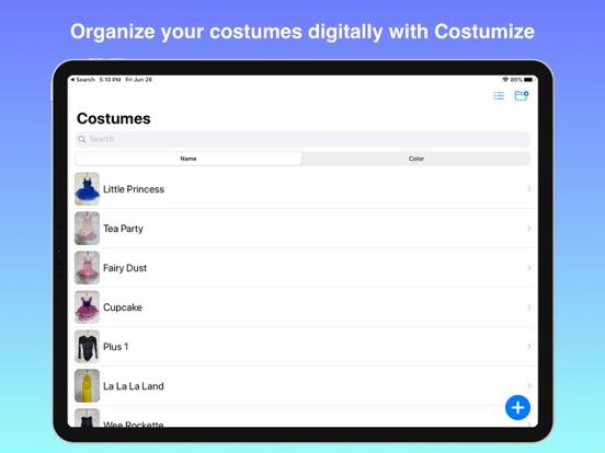 Costumize - Digital Inventory screenshot 7