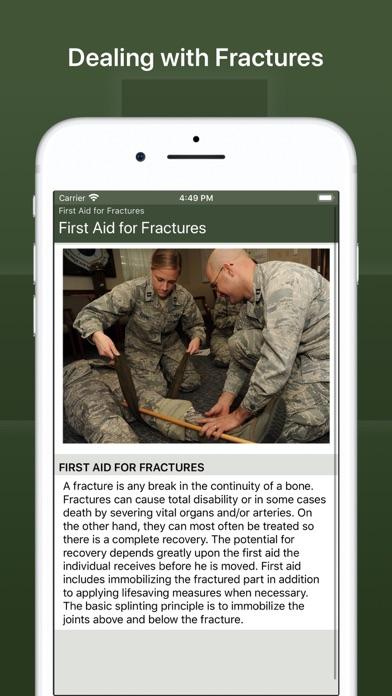 Army First Aidのおすすめ画像6