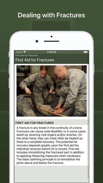 Army First Aid screenshot-5
