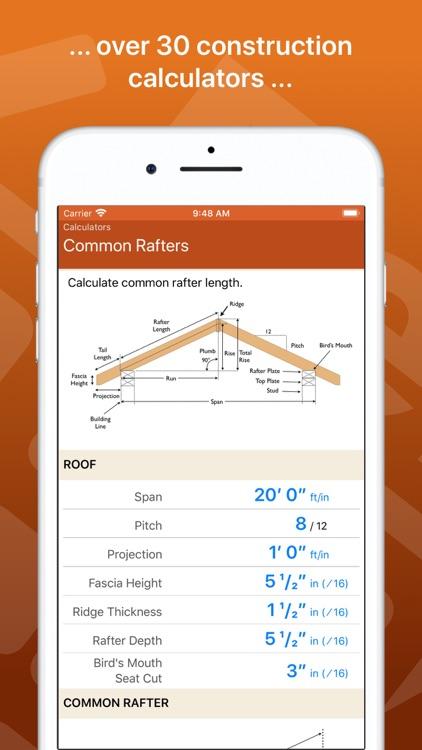 Home Builder Pocket Reference screenshot-3