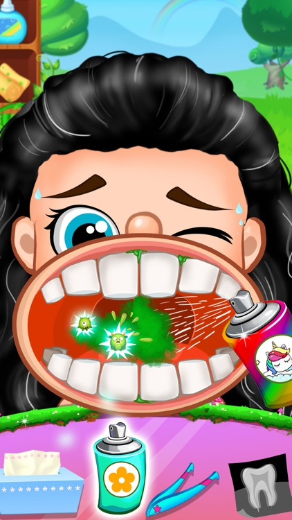 Pet Doctor Dental Care Game screenshot-3