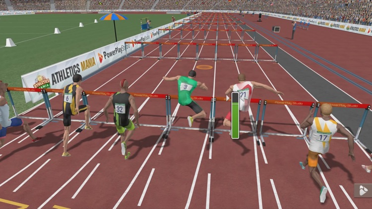 Athletics Mania: Track & Field screenshot-0