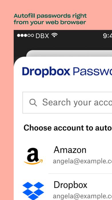 Dropbox Passwords - Manager screenshot 3