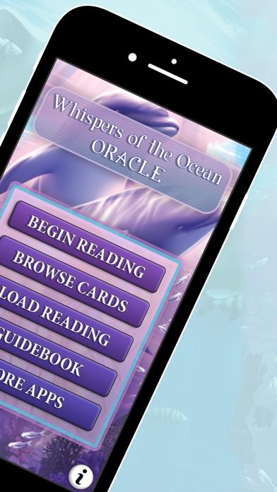 Whispers of the Ocean Oracle screenshot 3