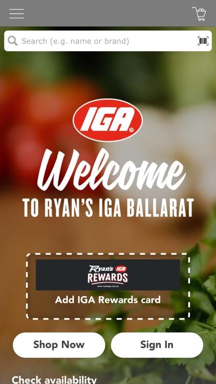 Ryan's IGA