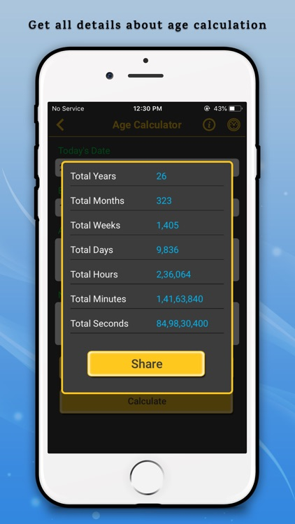 Age Calculator and Manager