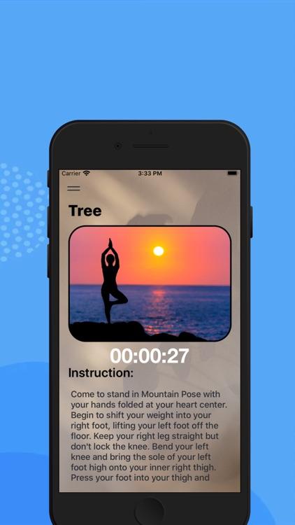 Daily Yoga Workout screenshot-4