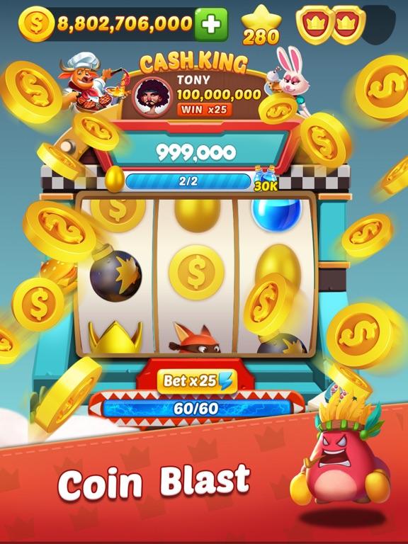Crazy Coin-Big Win