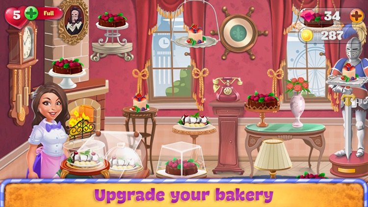 Bake a Cake Puzzles & Recipes screenshot-0