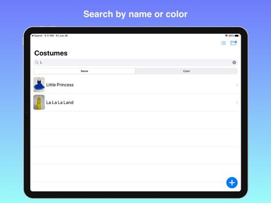 Costumize - Digital Inventory screenshot 10