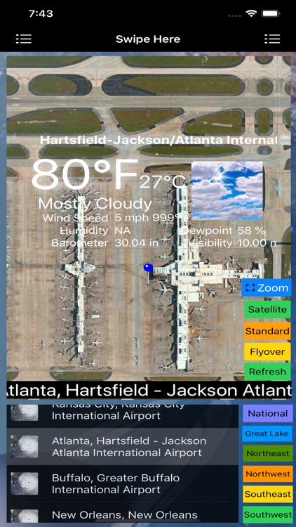 Instant Weather Stations Lite screenshot-8