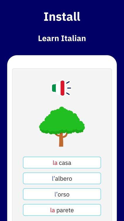 Learn Italian with Wlingua screenshot-3