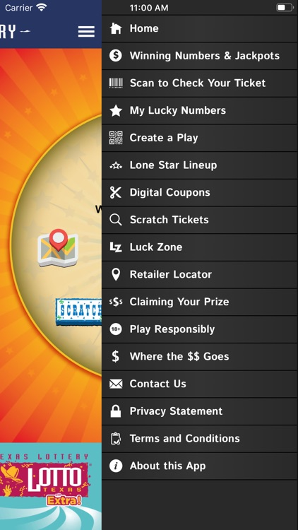 Texas Lottery Official App screenshot-4