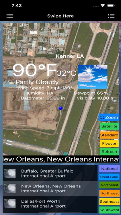 Instant Weather Stations Lite screenshot-9