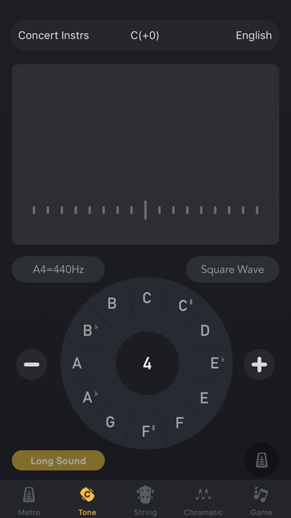 tuning app - tuner & metronome screenshot-5