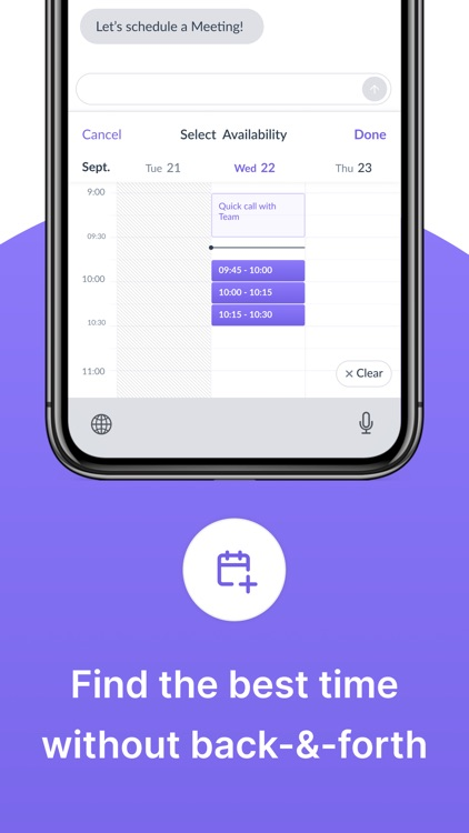 OneKey: Work Faster on Mobile