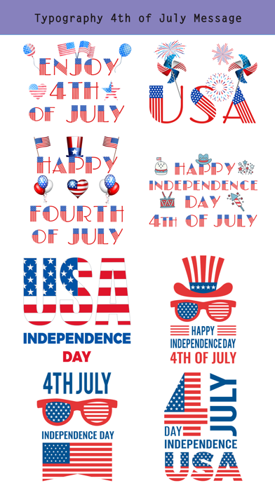 4th of July -Independence Day- screenshot 4