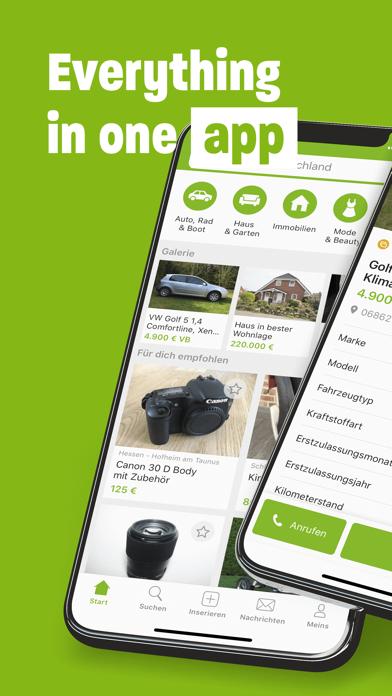 App Ebay Kleinanzeigen Ipad