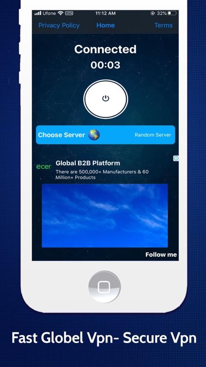 Fast Global VPN-Secure VPN screenshot-4