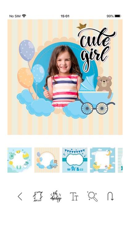 Baby Photos Maker