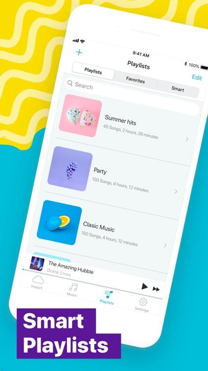 Offline Music Player Cloud Mp3 screenshot-5