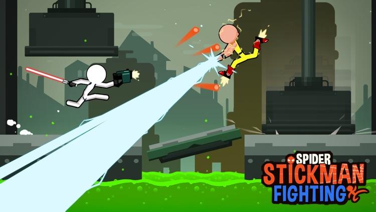 Stickman Supreme Warriors