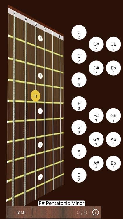 Guitar Sight Reading Trainer screenshot-3