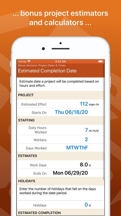 Home Builder Pocket Reference screenshot-4